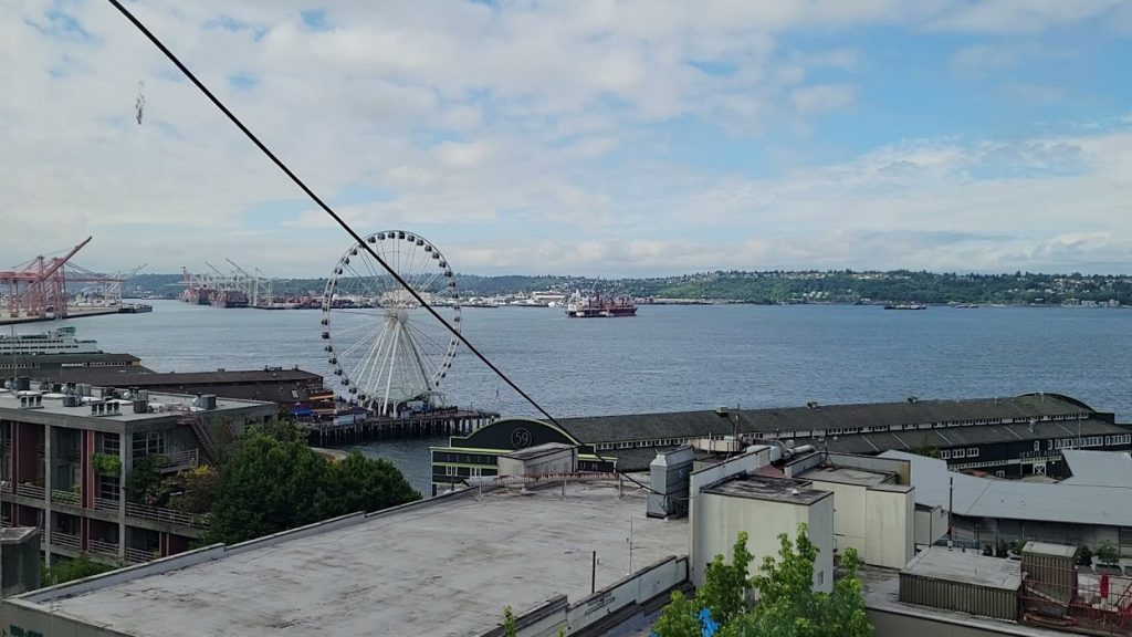 waterfront view from Lowells
